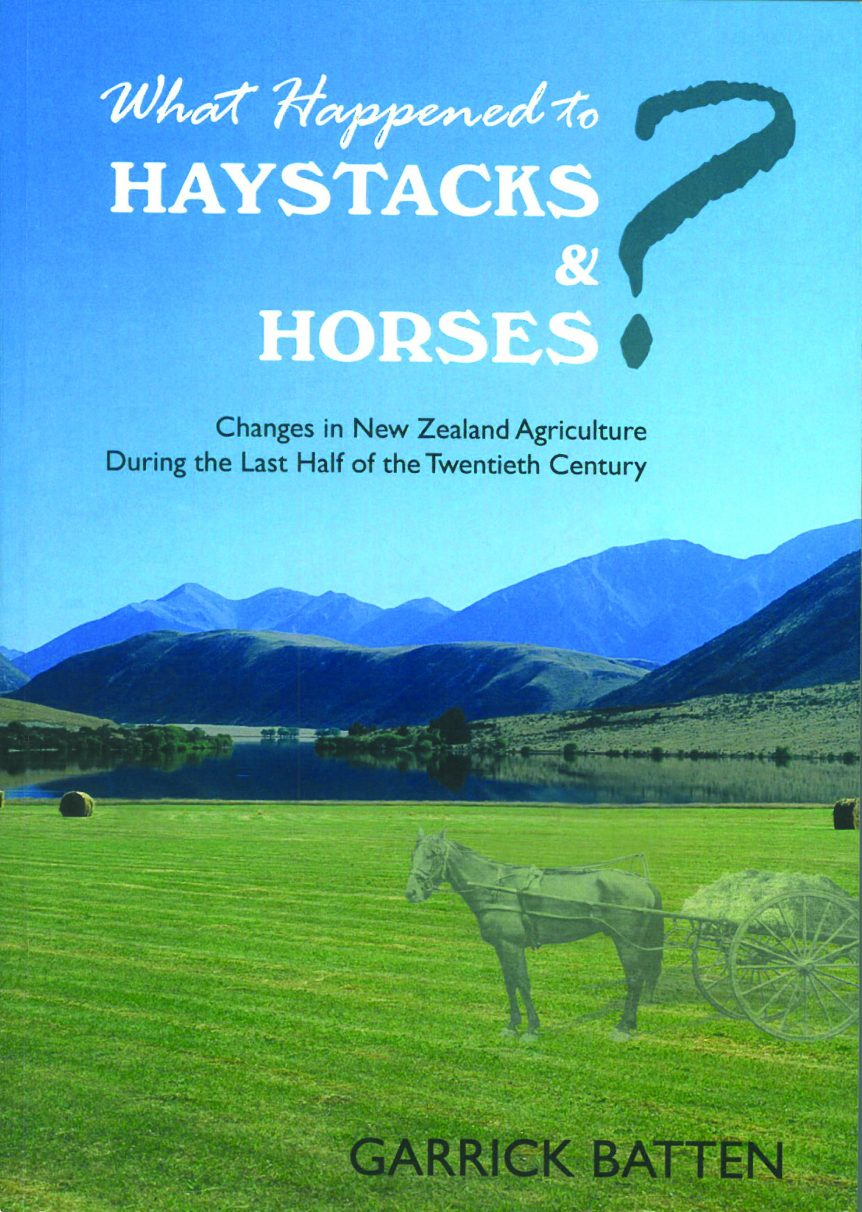 Haystacks book