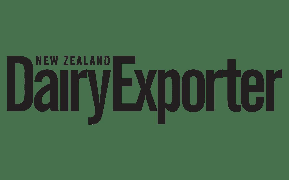 logo nz dairy exporter