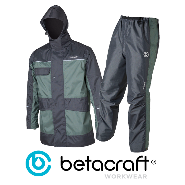 Betacraft wet weather gear