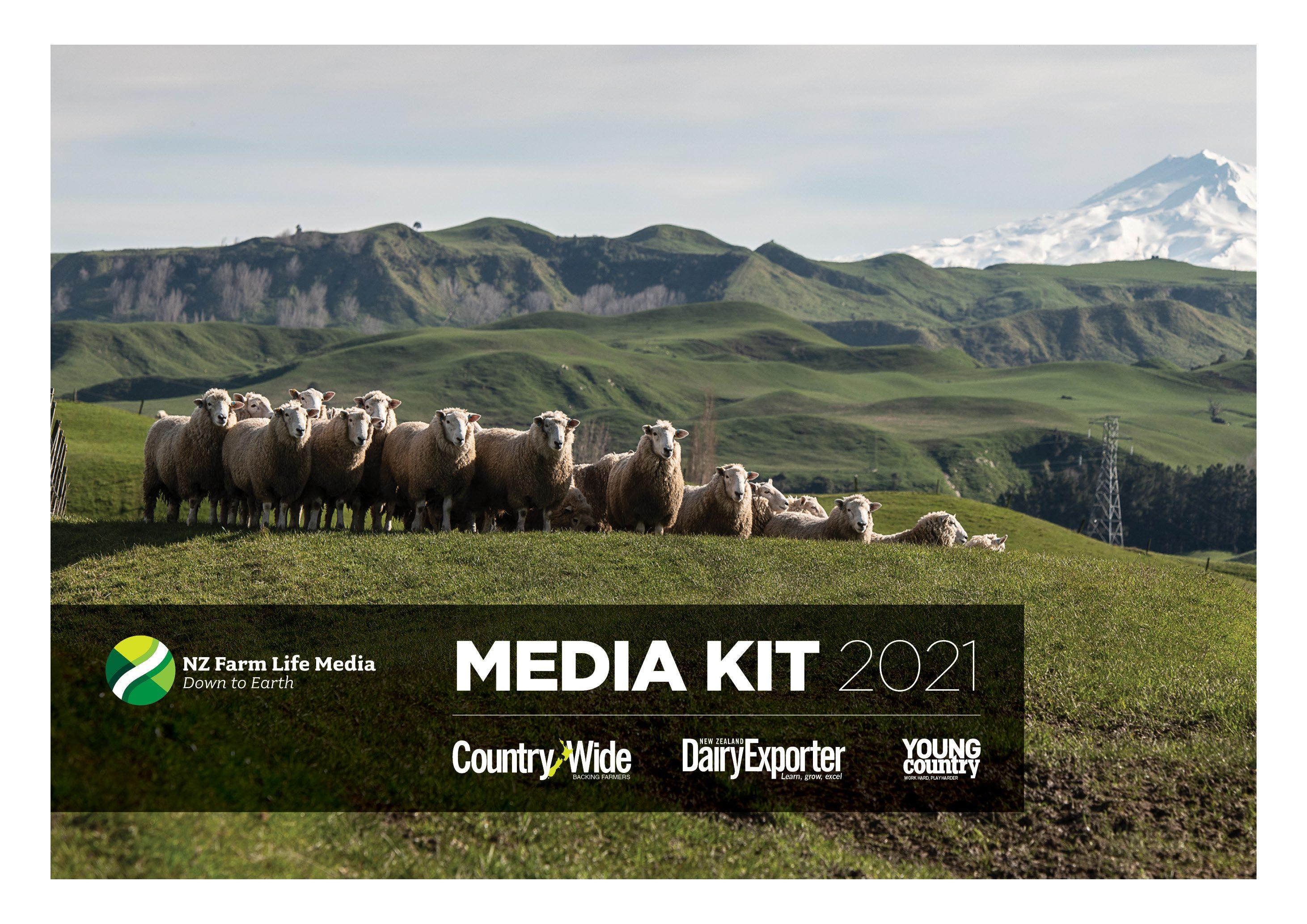 Media Kit 2021 Cover